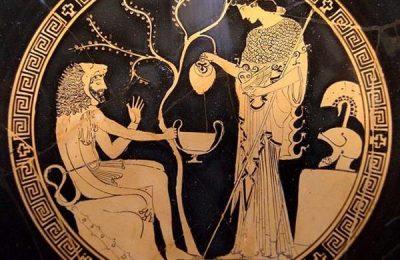 El vino en la Antigua Grecia