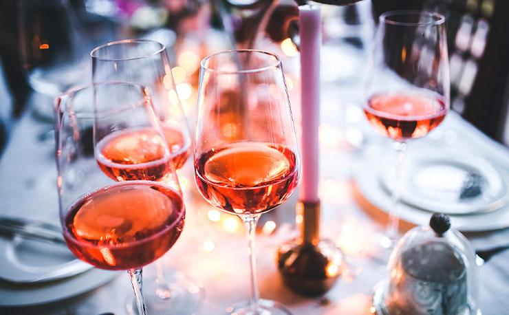 Cepas de vino blanco