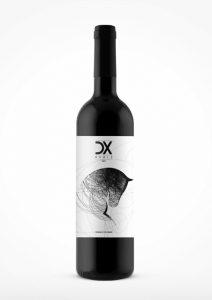 etiquetas-de-vinos-originales-DX-Roble