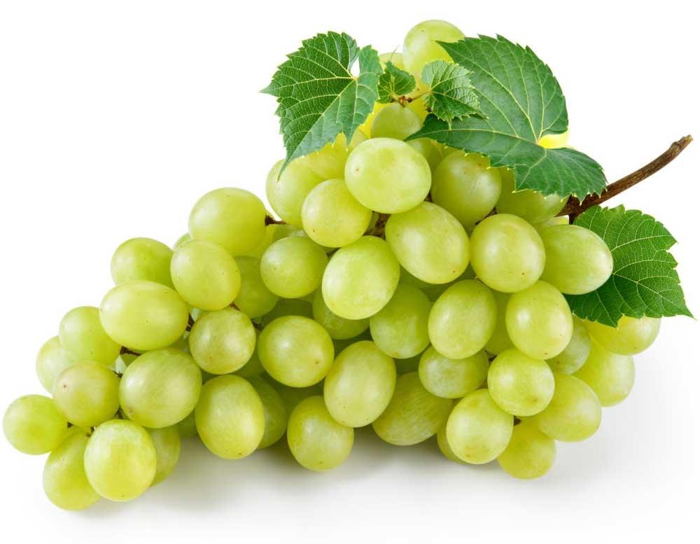 ¿Cuáles, cuántas y cómo son las calorías uvas?