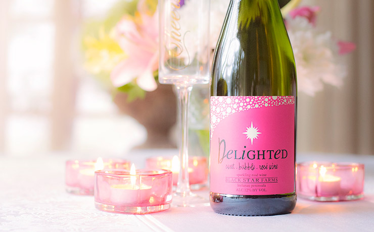 Variedades de uvas para vinos rosados
