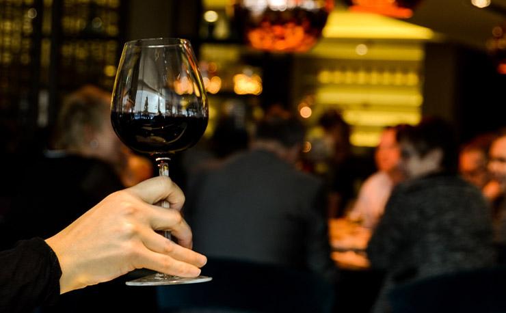 Uvas para vinos tinto