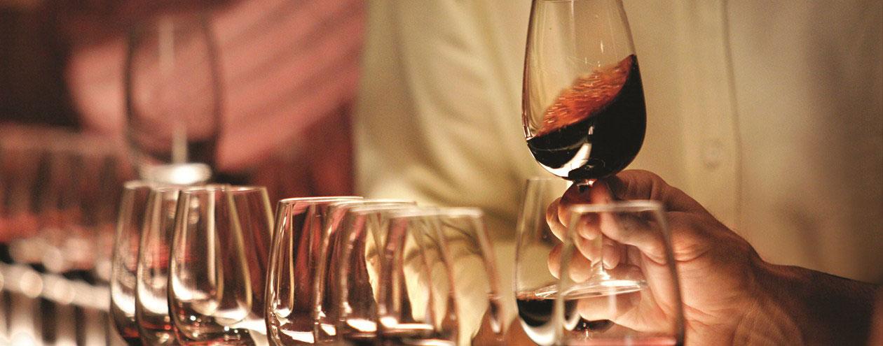 Cómo hacer la degustación de vino