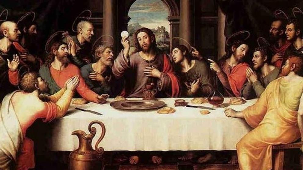 qué vino bebió jesús