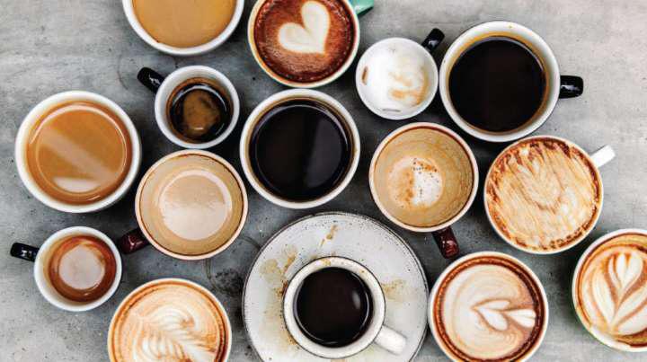 café para tomar