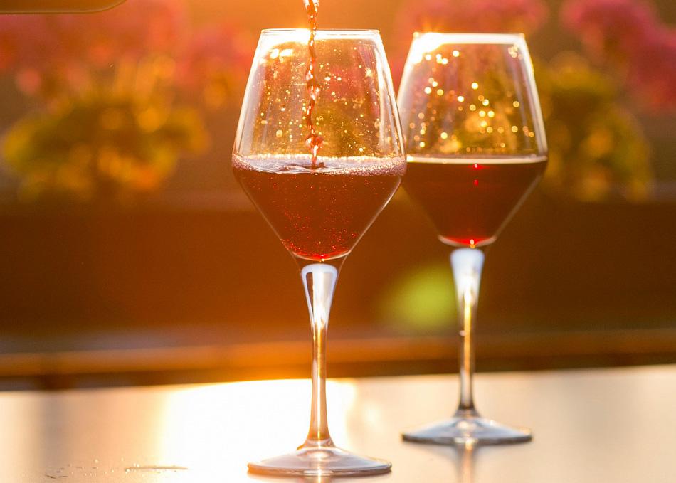 danza del vino