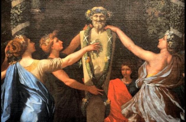 historia de príapo