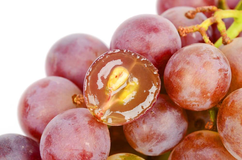 propiedades de las semillas de uva