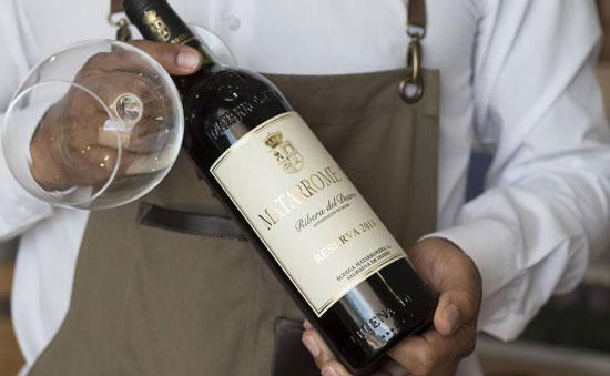 Vino Matarromera precios