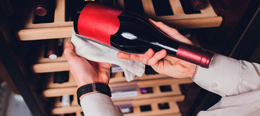 montar vinoteca